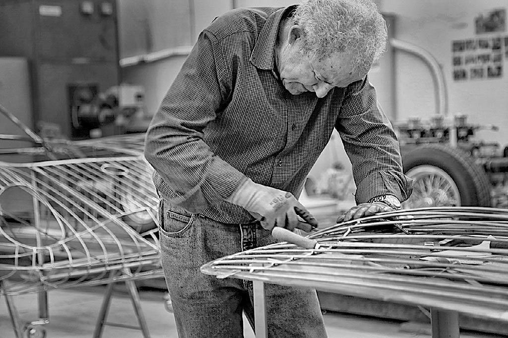 Carrozzieri artigiani modenesi presentati alla ModenArt